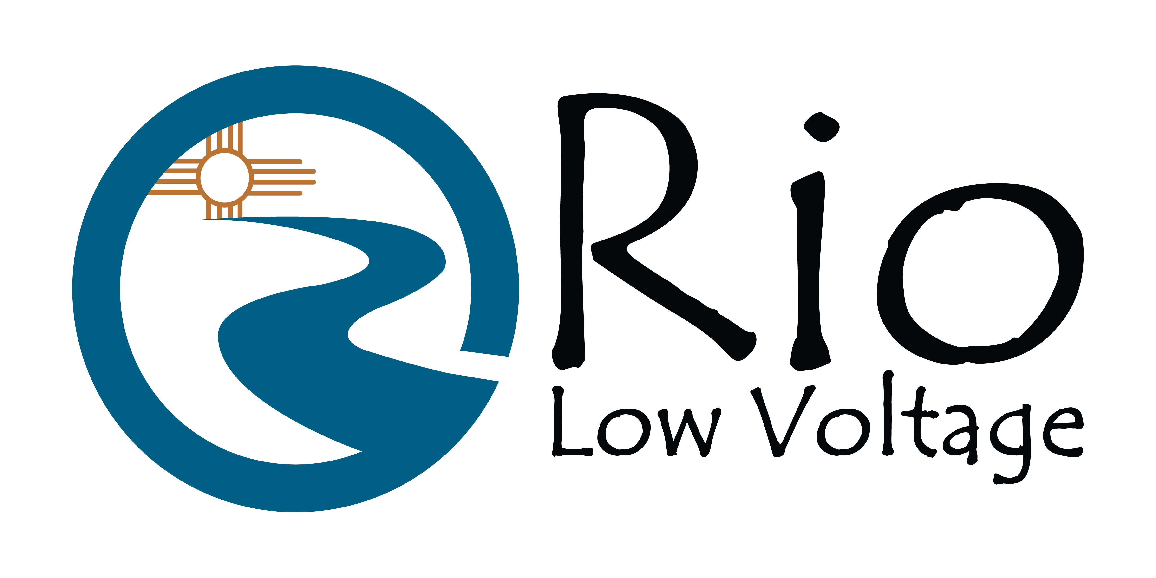 Rio Low Voltage, Albuquerque,  NM logo
